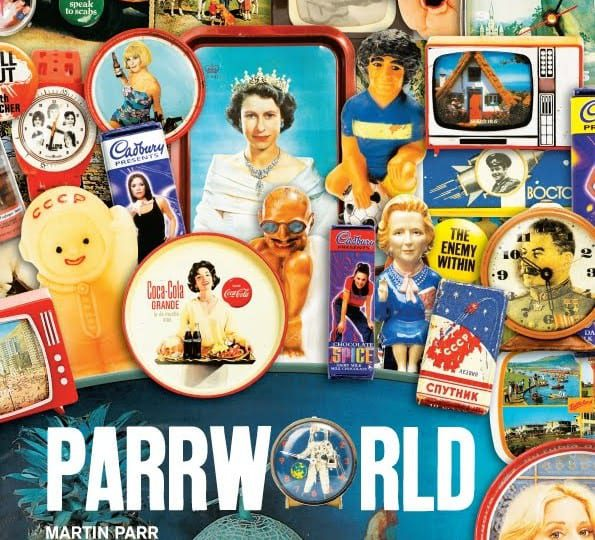 Parrworld Is A Hit - Martin Parr at BALTIC