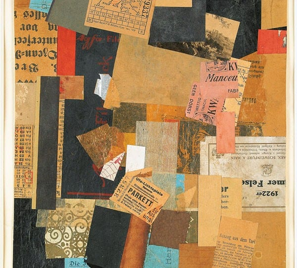 Review of Schwitters in Britain, Tate Britain, London