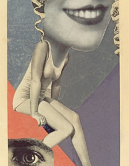 Hannah Höch at Whitechapel Gallery, London
