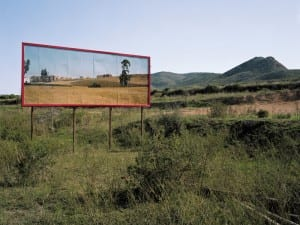 Corinne Silva, New suburb of Tangier placed in former mining region La Unión, Murcia, Spain, from the Imported Landscapes series, 2010.