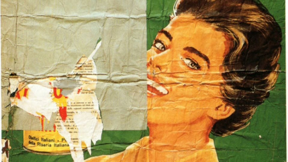 Review of Mimmo Rotella, Robilant + Voena, London