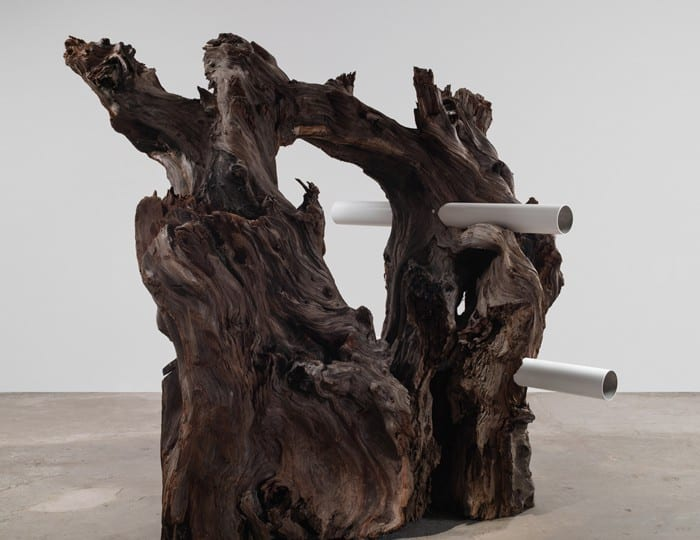 Review of Carol Bove: The Plastic Unit, David Zwirner, London