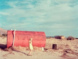 Kourtney Roy, Red Drum, 2012.