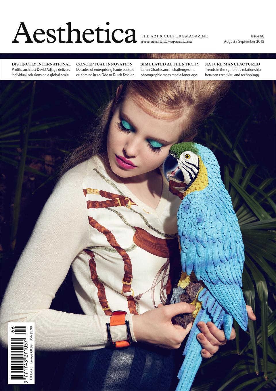 sarah el cultured magazine - 724×1024
