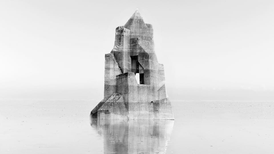 Noémie Goudal, The Geographical Determination of the Sunrise, Foam, Amsterdam