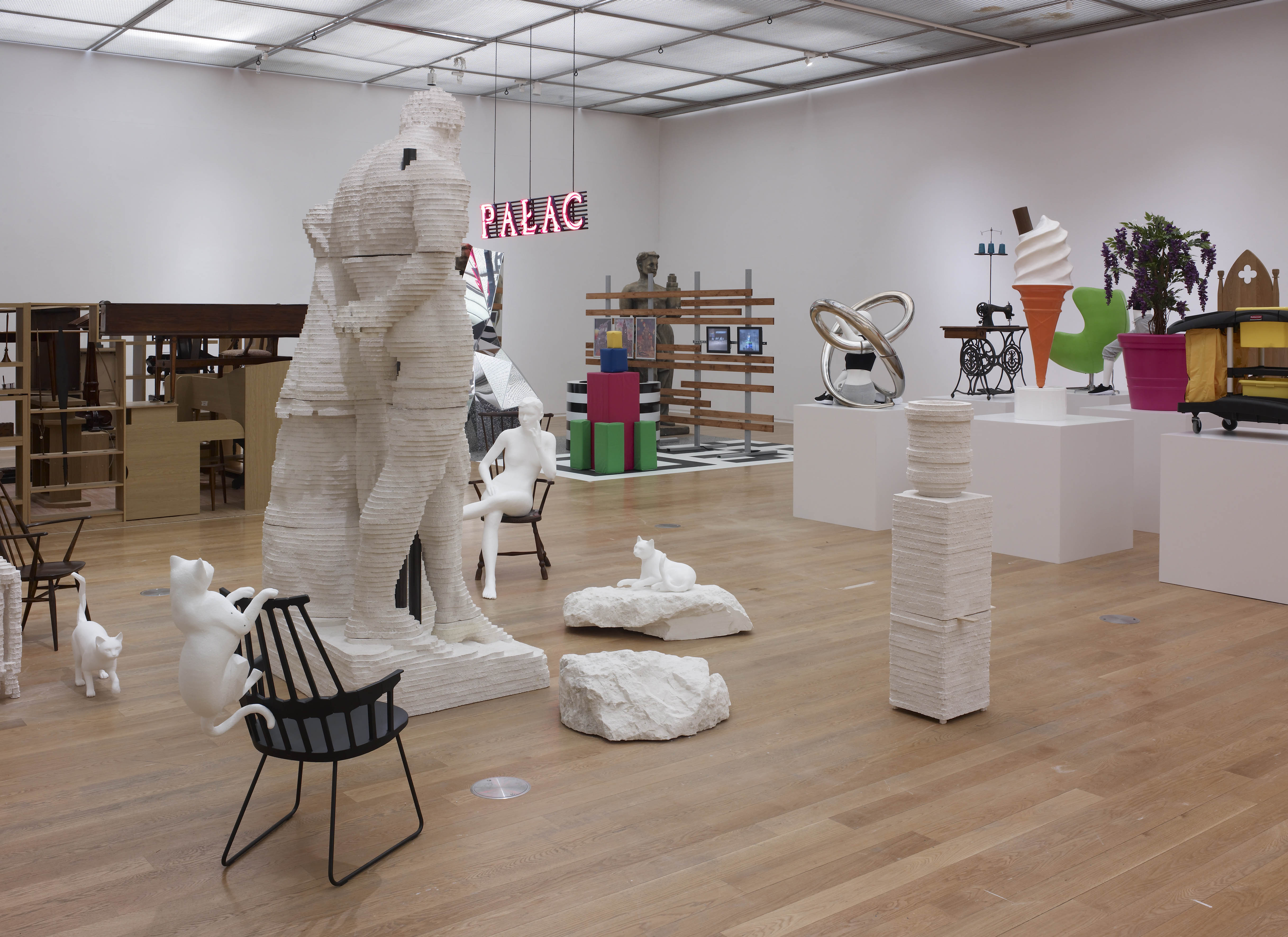 . Aesthetica Magazine   Review of Matthew Darbyshire  An Exhibition