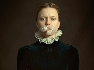 Romina Ressia, Double Bubble Gum.