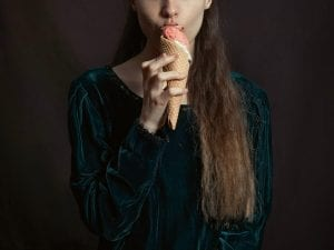 Romina Ressia, Ice Cream.