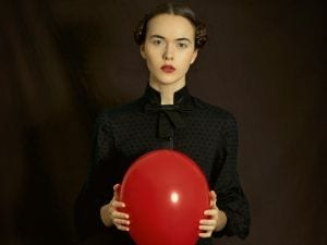 Romina Ressia, Red Balloon.