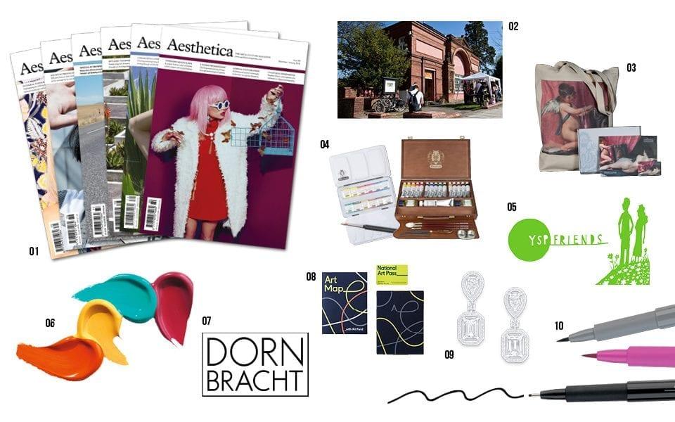 Christmas Gift Guide.Aesthetica Magazine Aesthetica Christmas Gift Guide