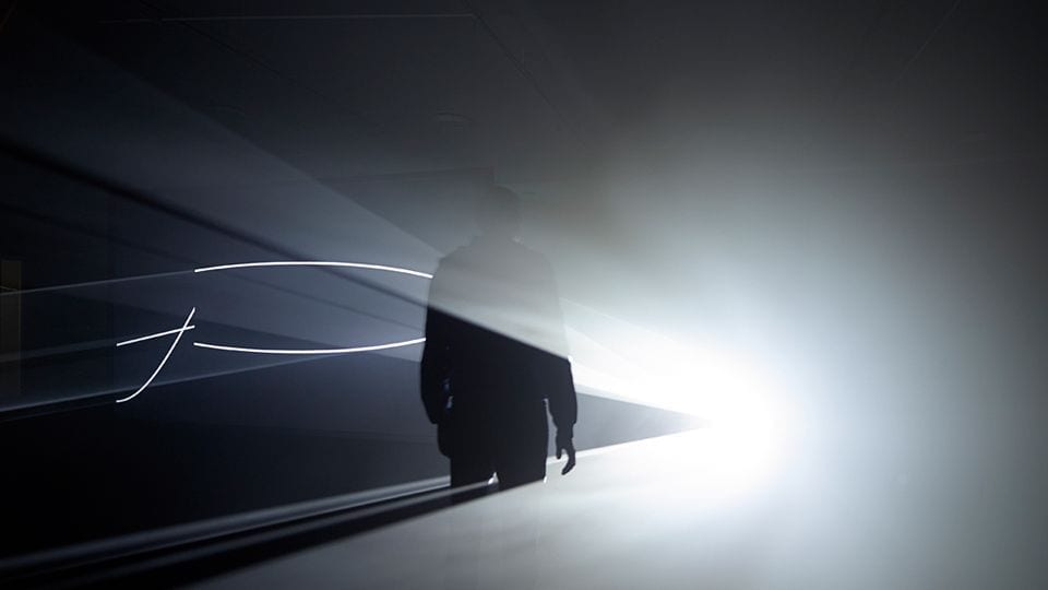 Anthony McCall: Discernible Illuminations